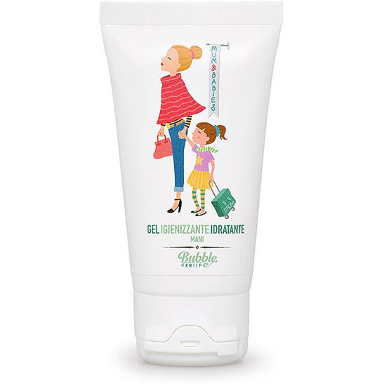 GEL IGIENIZZANTE MANI BUBBLE 50ML