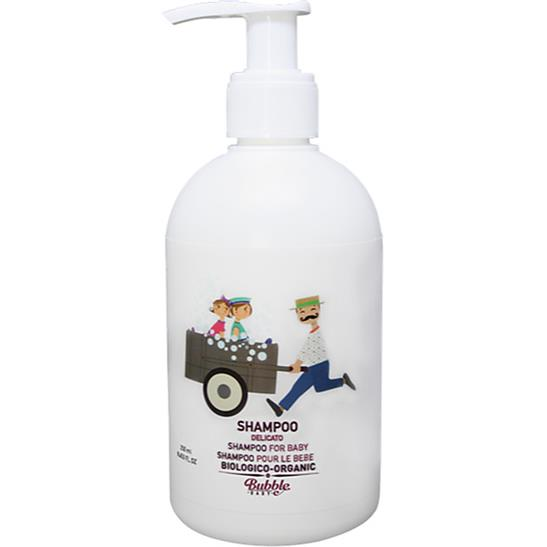 SHAMPOO BABY 250ML BUBBLE